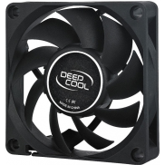 Cooler Deepcool XFAN 70 (70x70x15, Black, 3000rpm)