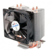 Cooler Zalman CNPS3X for Socket 1155/1156/1366/FM1/FM2/AM3/AM2+/AM2 (20-32dB, 1400-2700rpm, Al+тепл.трубки, 4-pin PWM), OEM